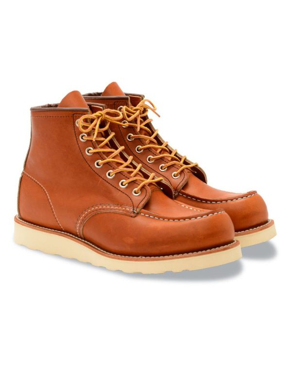 Red Wing - Moc Toe - Chaussures homme