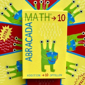 Addition jusque 10 - Calcul mental - Jeu AbracadaMath www.AbracadaMath.com