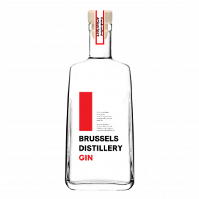 Brussels Gin - Juniper berries, orange, coriander and a secret spice