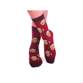 chaussettes biere rouge orybany bruxelles