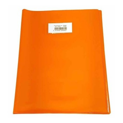 Bronyl - Couvre cahier A4 - Orange
