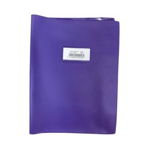 Bronyl - Couvre cahier A4 - Violet